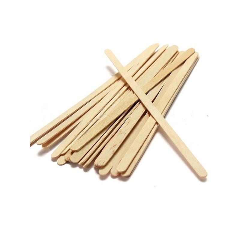 Бъркалки дървени 1000 бр.